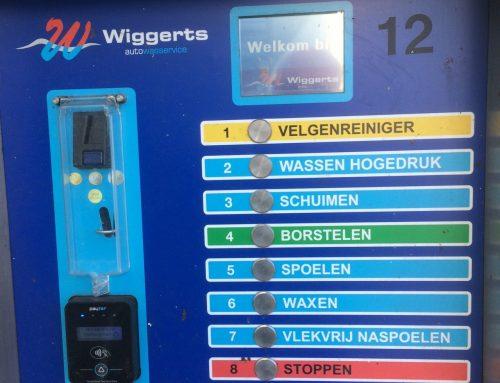 Nu contactloos betalen bij alle diensten van Wiggerts